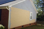 Siding replacement and repair - during